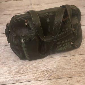 Bradley Olive green bag
